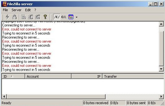 How to set up an FTP server on a home computer